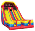 24' Dual Lane Slide Rental