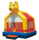 Honey Bear MoonBounce Rental