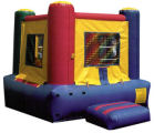 10' x 10' Mini Fun House MoonBounce Rental
