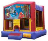 15' x 15' Finding Nemo MoonBounce Rental