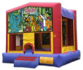15' x 15' Scooby Doo MoonBounce Rental
