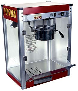 Popcorn Machine Concession Rental