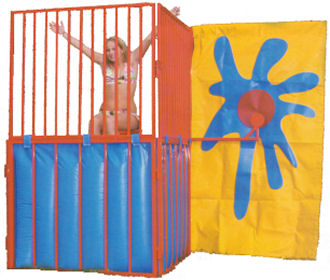 300 Gallon Dunk Tank Rental
